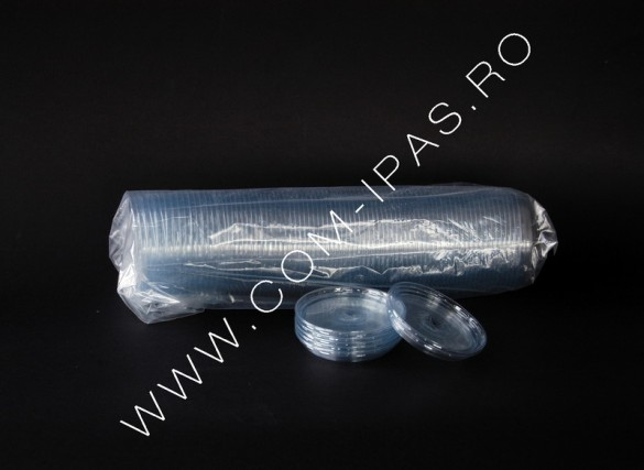 Capac pahar  pet P350-P400-P500 ISAP