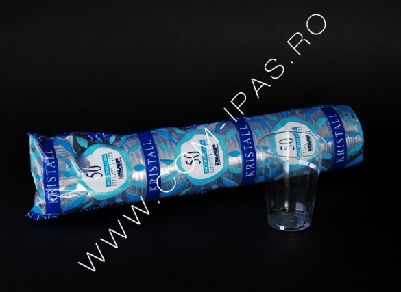 Pahar tip kristal ps K250