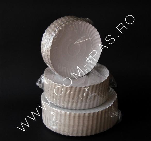 farfurii de carton de unica folosinta